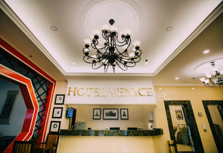 Hotel Venice, Kuala Lumpur, Interior Entrance