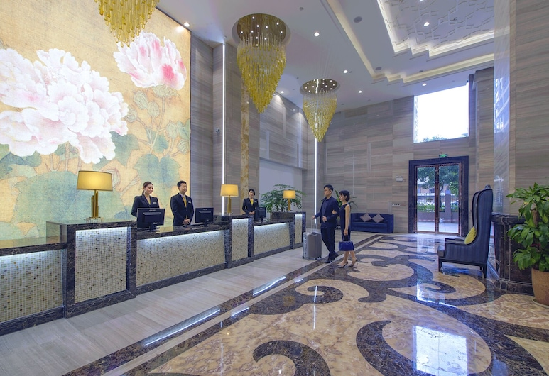 深圳億民平安酒店, 深圳, 大堂