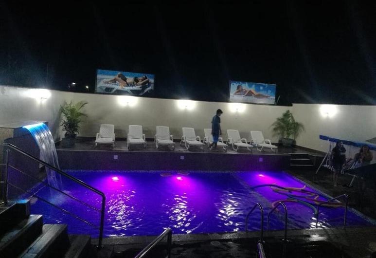 Hotel Spa Machupicchu, Tacna, Alberca