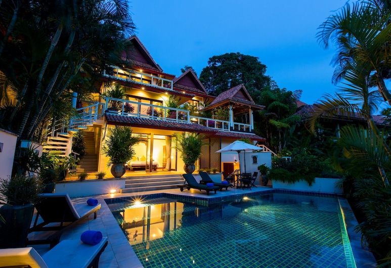 Katamanda Villa 3BR with Private Pool E5, Karon, Exterior