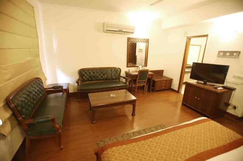 Pokój o podstawowym wyposażeniu - Salon