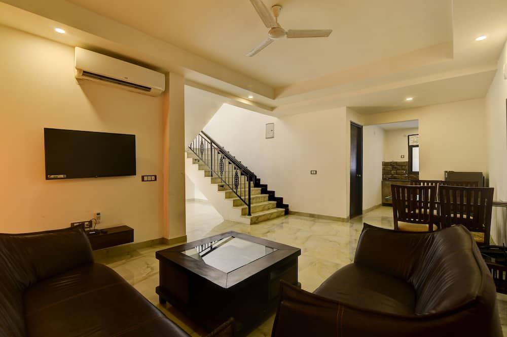 3 BHK Country Villa - Living Room
