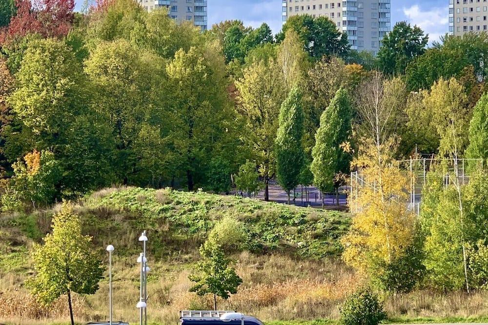 Park Suite (Includes an evening meal) - Puutarhanäkymä