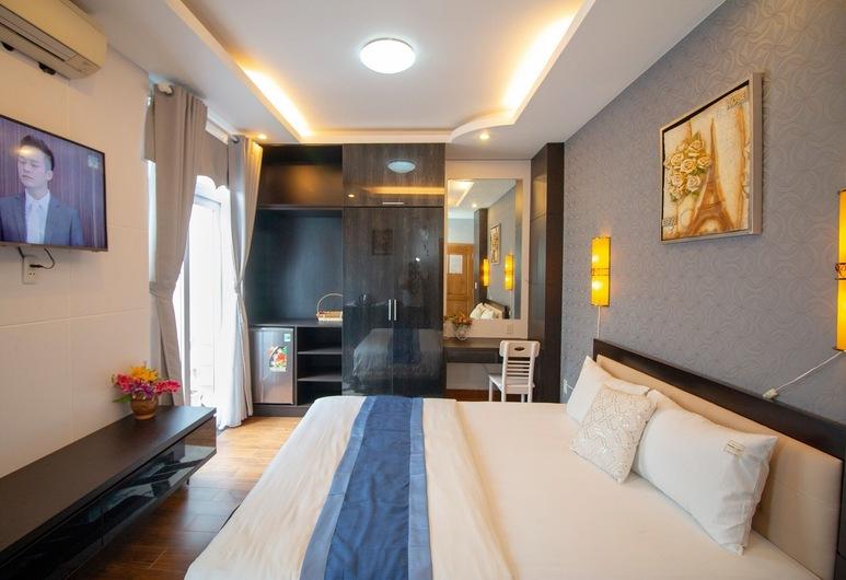 Fin Villa Hostel, Ho Chi Minh-Stad, Driepersoonskamer, Kamer