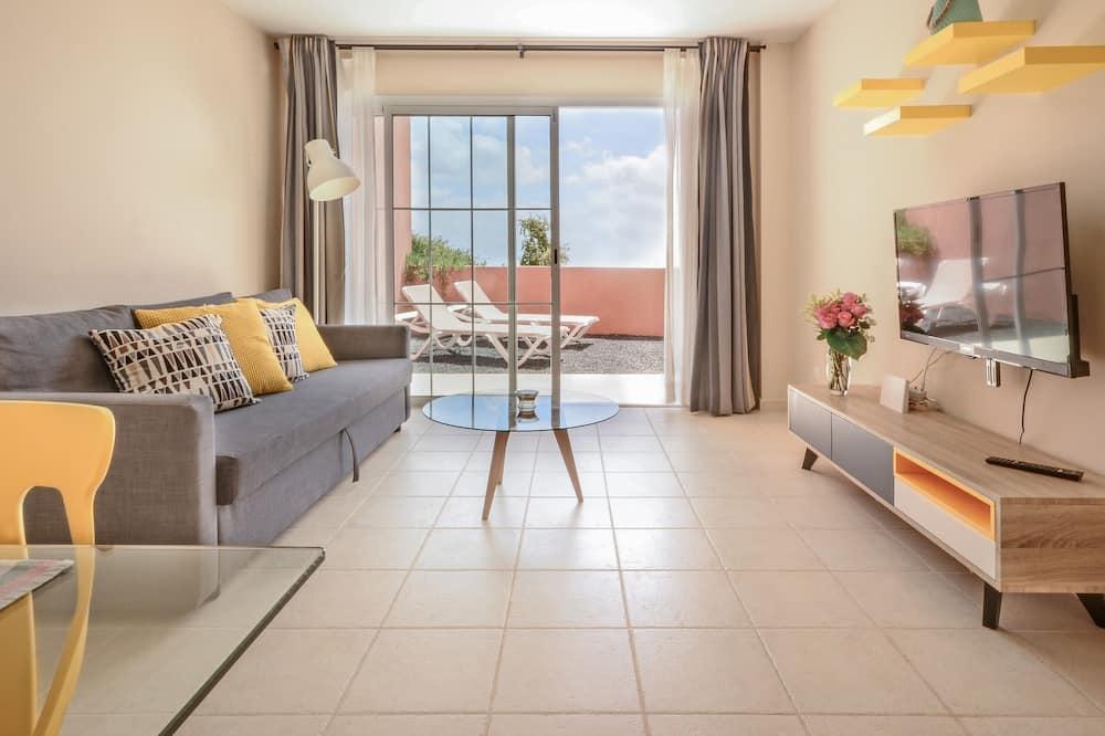 Appartement, 1 slaapkamer, terras - Woonruimte