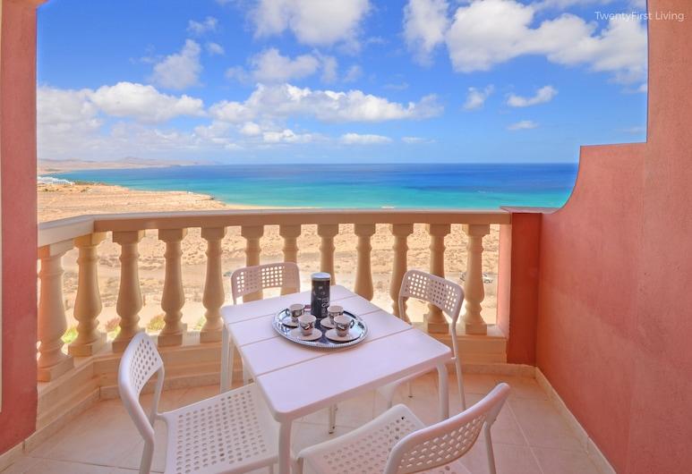 New & Modern Flat with Ocean View & Free Wifi - Sotavento Beach, Costa Calma (S), Pajara