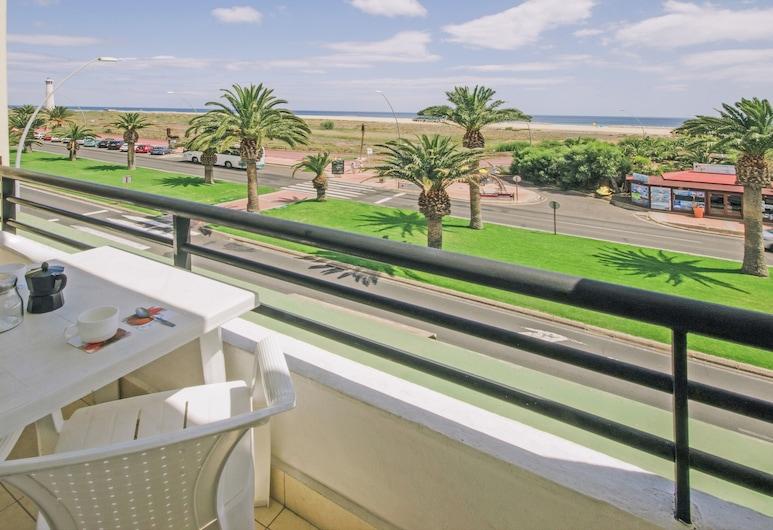 Big & Modern 2 Bedroom Flat with Ocean View - Jandia (210), Pajara, Apartment, 2 Bedrooms, Ocean View, Balcony