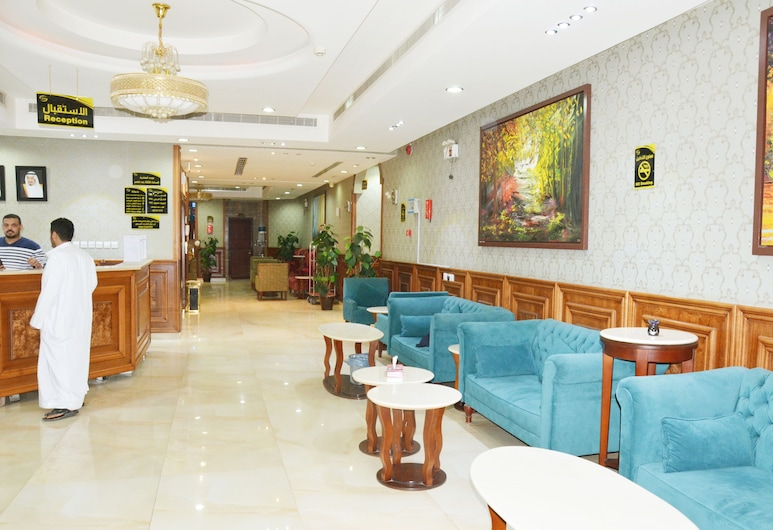 Silent Room 3, Riyadh, Lobi