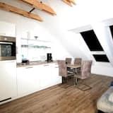 דירה, חדר שינה אחד, נוף לים (Otto Lilienthal) - אזור מגורים