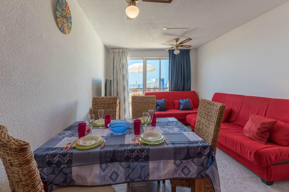 Apartment, 1 Bedroom, Terrace - Living Room