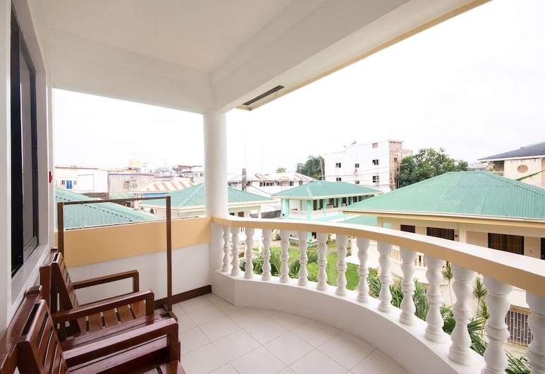 OYO 409 Bans Beach Resort, Boracay Island, Balcon