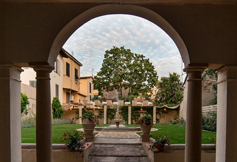 LUCUS Exclusive Bed and Breakfast, Lucca, Jardim
