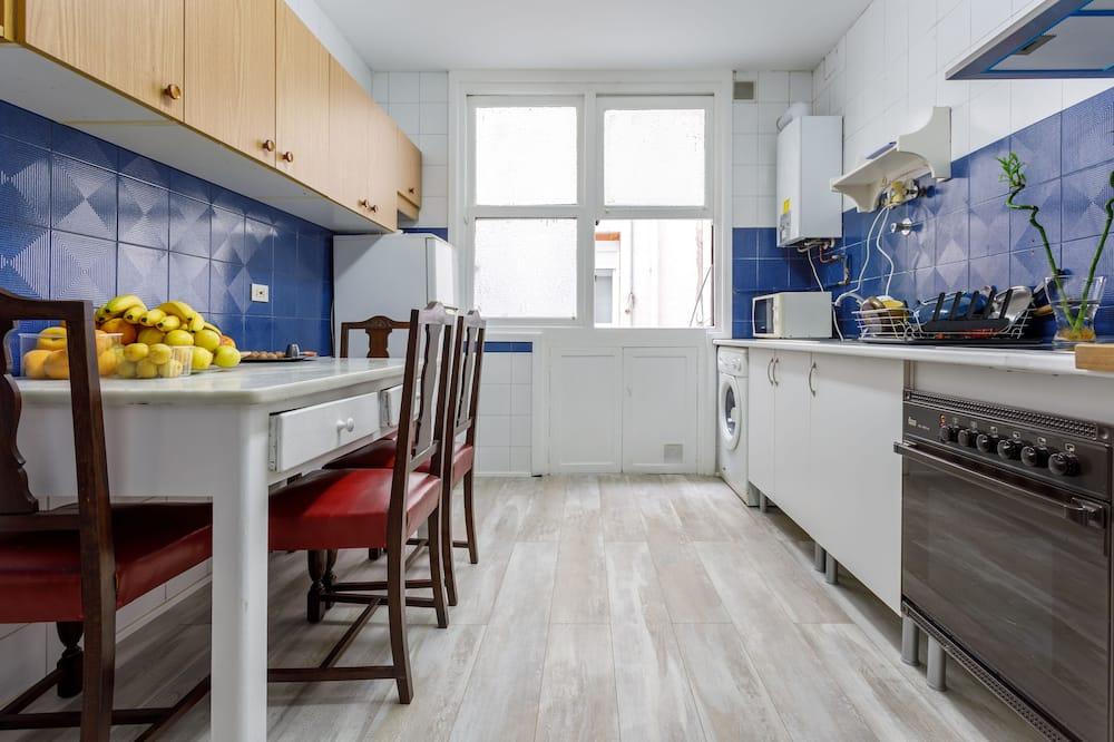 豪華雙人房, 共用浴室 (Puente Colgante) - 共用廚房