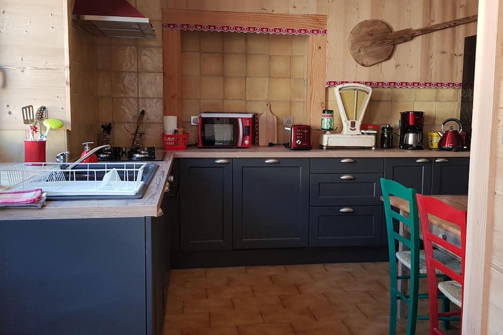 Comfort-huone - Jaettu keittiö