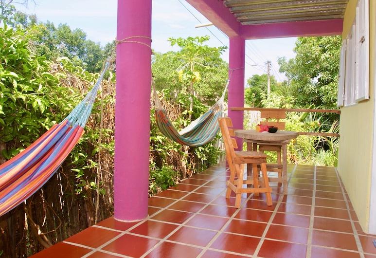 Sistarasta, Dibulla, Double or Twin Room, Balcony