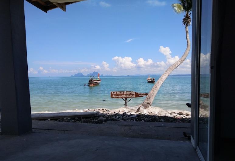 Kohmook Seaview Bungalow, Ko Muk, Terrasse/Patio
