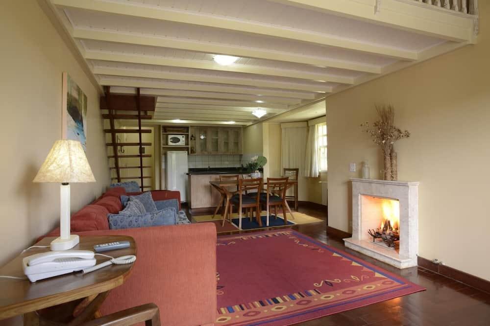 Standardna soba, balkon - Dnevna soba