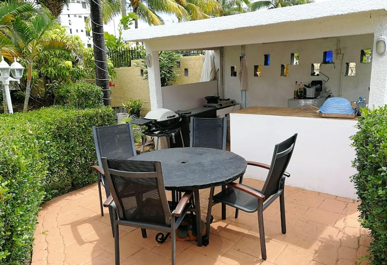 Studio in Flic en Flac, With Enclosed Garden and Wifi - 400 m From the Beach, Flic-en-Flac