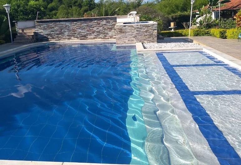 Finca Chalet Transilvania, La Tebaida, Vanjski bazen
