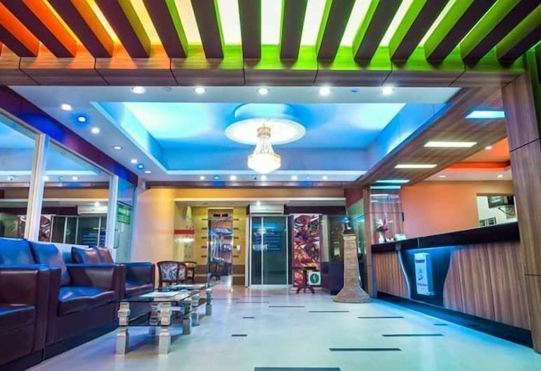 Impiana Hotel Ltd., Dhaka, Otelin Önü - Akşam/Gece