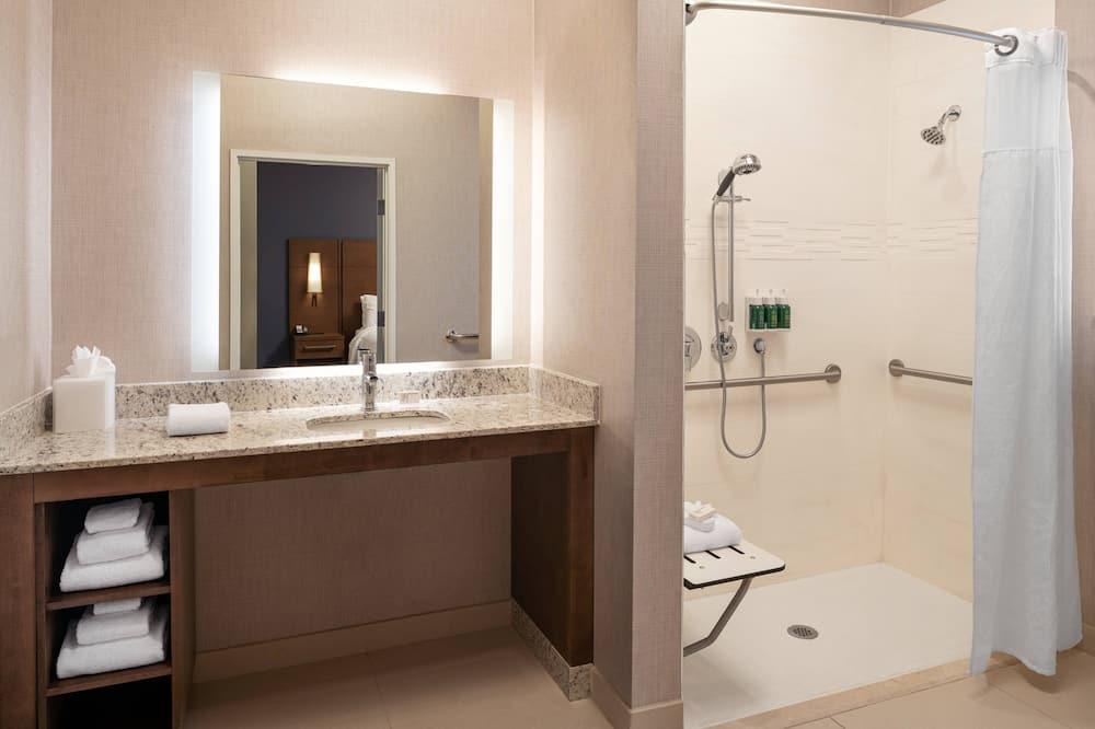 Suite, 1 Schlafzimmer, Nichtraucher - Badezimmer