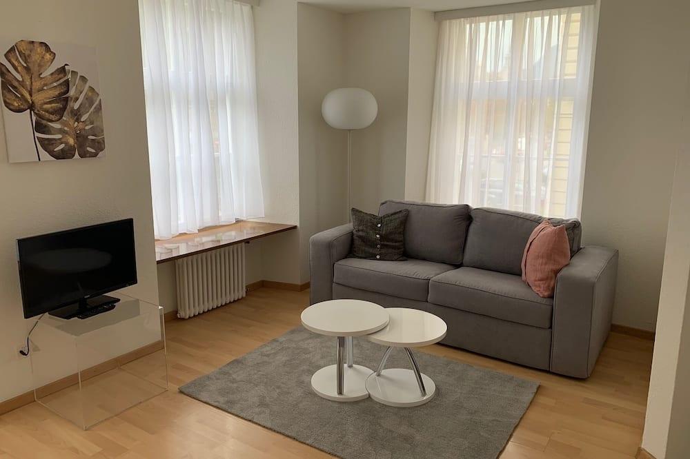 Apartmán (max.8Persons -incl.30CHF cleaning fee) - Obývačka