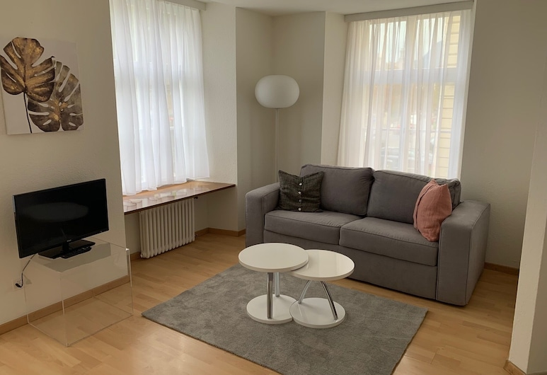 Altstadtwohnung, Chur, Διαμέρισμα (max.8Persons -incl.30CHF cleaning fee), Καθιστικό