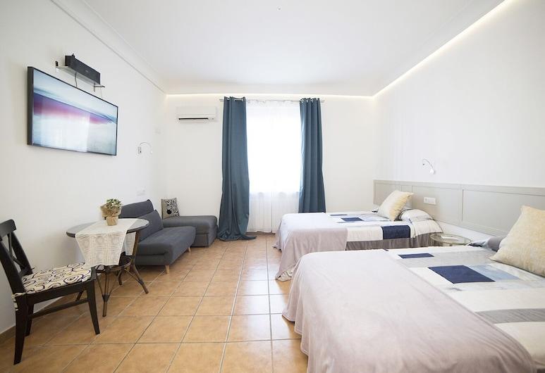 KOKO Aeropuerto, Madrid, Deluxe-Doppelzimmer, Zimmer