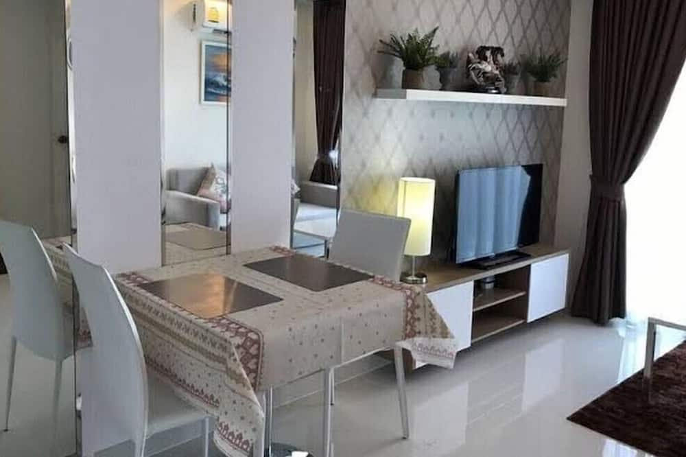 基本公寓客房 - 客廳