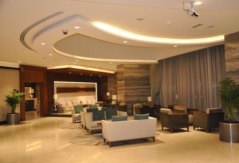 那哈達薰衣草公寓飯店, 杜拜, 大廳休息區