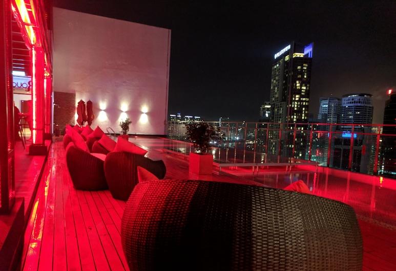 Red Bunkers, Kuala Lumpur, Rooftop Pool