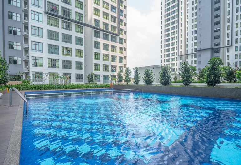OYO Home 89464 Awesome 1 Bedroom D'summit, Johor Bahru, Basen odkryty