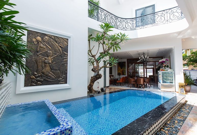 Grand Villa Residence 2, Vung Tau, Basen kryty/odkryty