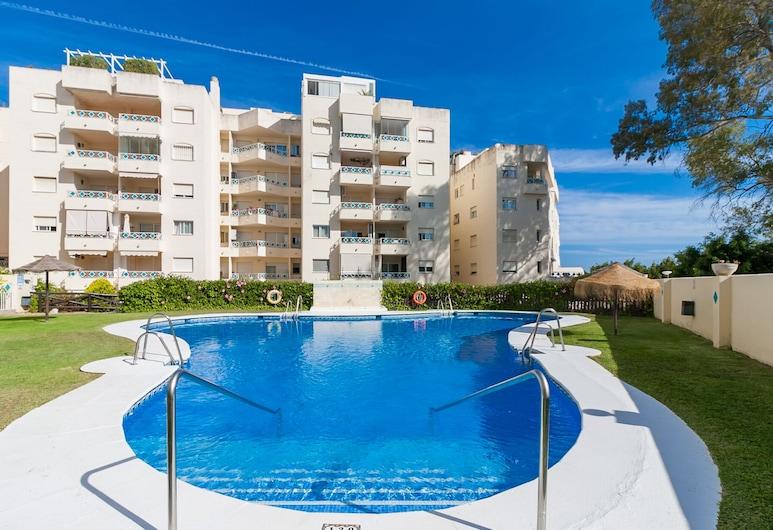 Arenal Beach Costabella Apartment Canovas, Marbella, Außenpool