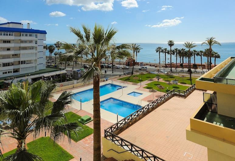 Sea Views Aloha Playa Benalmadena Canovas Apartment, Benalmádena, Outdoor Pool