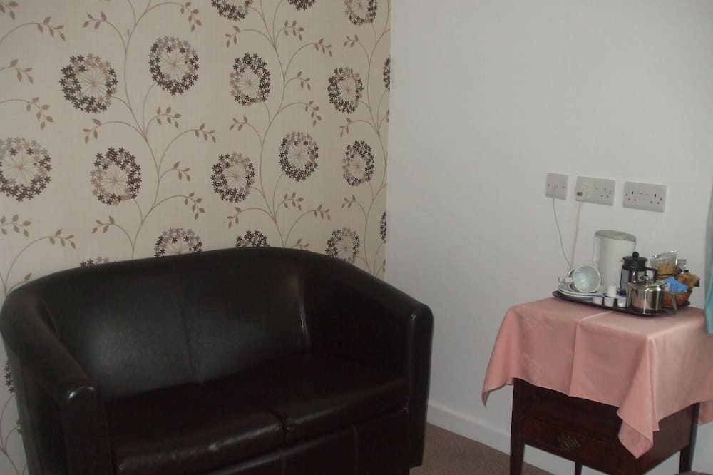 ツインルーム - リビング エリア