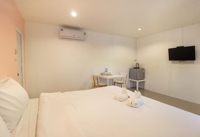 The Bed Boutique House, Ratchaburi, Hotellin sisätilat