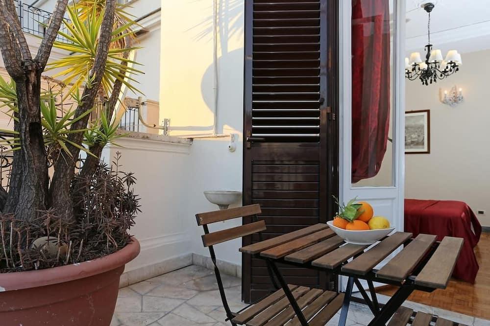 Double Room, Terrace - Balcony