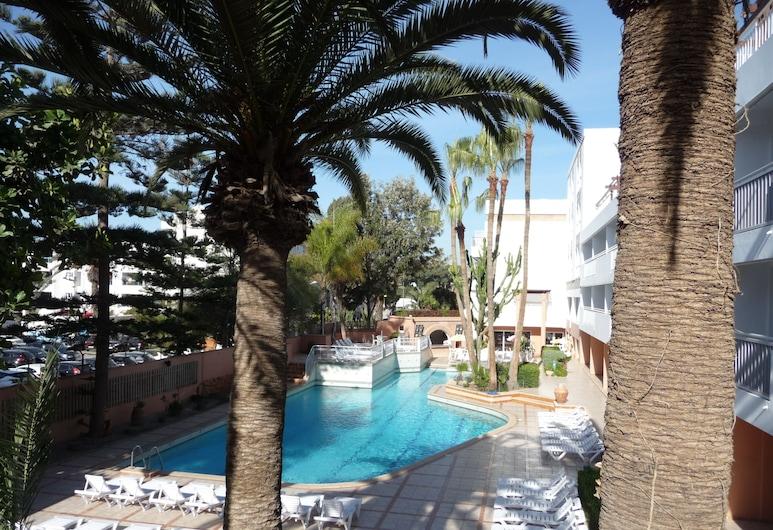 Hôtel Kamal City Center, Agadir, Außenpool