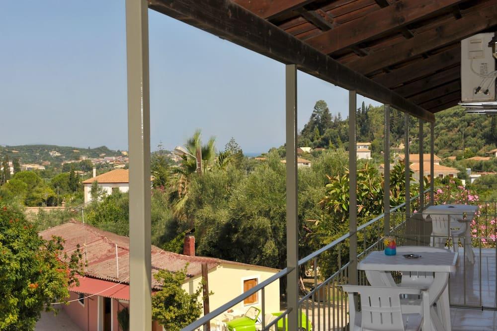 Habitación doble estándar, vista al mar (Manousaki) - Balcón