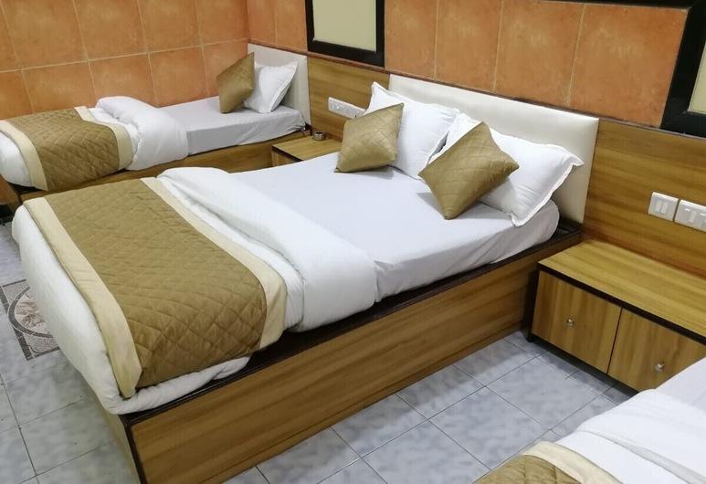 Hotel Swapna International, Bombay / Mumbai, Chambre