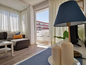 塞維爾塞維利亞阿洛約希望套房公寓飯店的相片