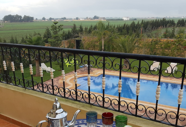 Riad Tanjil, Oulad Salah, Panoramic Room, Terrace/Patio
