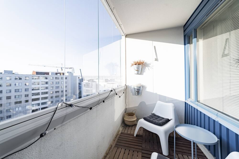 Studio, balkong - Balkong