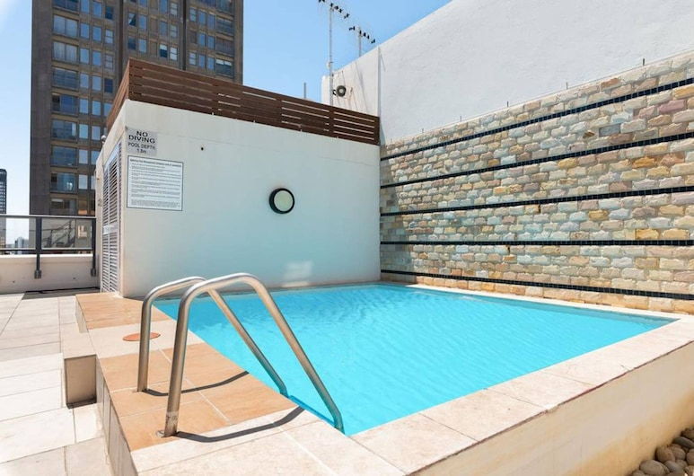 Bijoux Apartment With Rooftop Pool in Cape Town City Centre, Cape Town, Pool