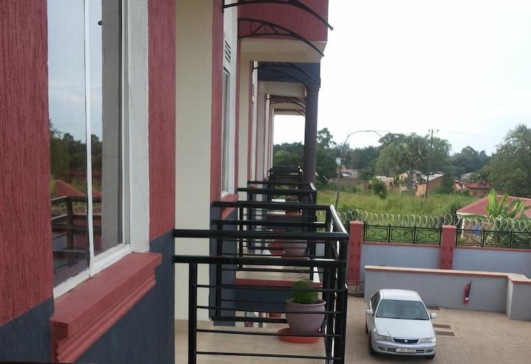 Tripplex Hotel, Arua, Lägenhet Junior, Balkong