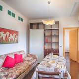 Căn hộ, 1 phòng ngủ (Trieste Casa Gisella) - Khu phòng khách
