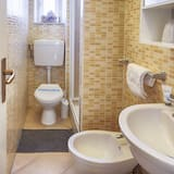 Apartment, 1 Bedroom (Oltremare Modern Flat) - Bathroom