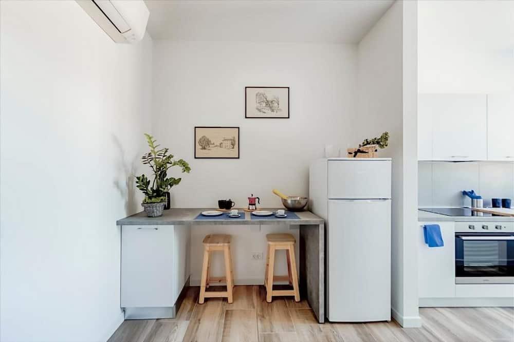 Departamento, 1 habitación (Casa Stendhal Blu) - Servicio de comidas en la habitación