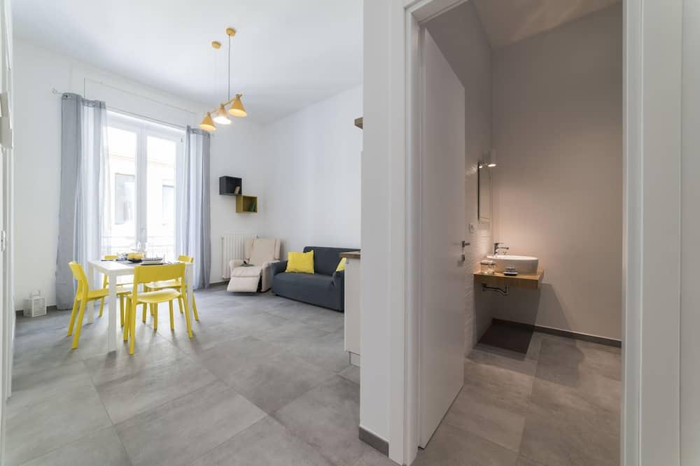Apartemen, 1 kamar tidur, pemandangan laut (Rosa) - Area Keluarga